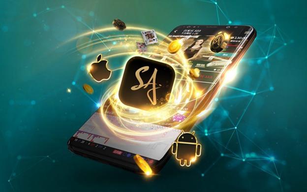 เล่น SA Gaming VIP ค่ายดังผ่านมือถือ App