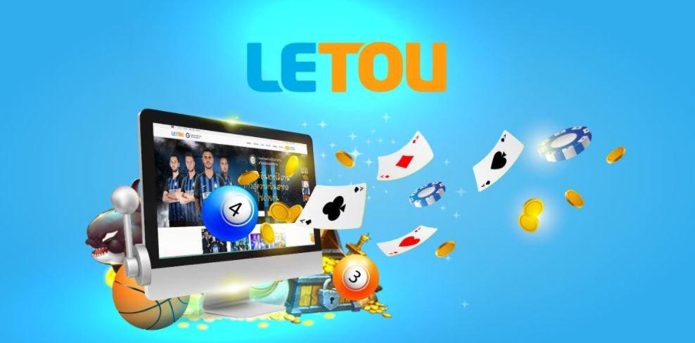 Letou คาสิโนออนไลน์ให้บริการทุกระดับประทับใจ